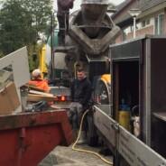 betonvloer Amersfoort gestort