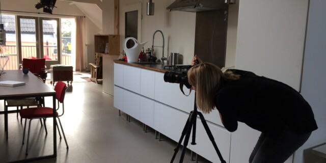 Fotoshoot Loft Noordereiland
