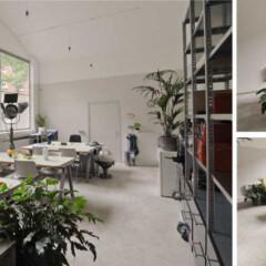 studio en werkplaats